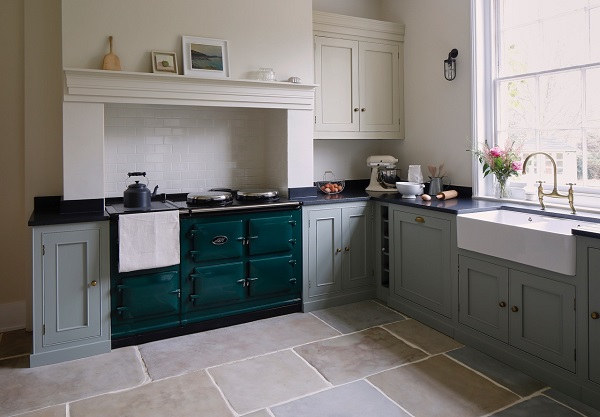 orkstone Kitchen Floor from Ribble Reclamation