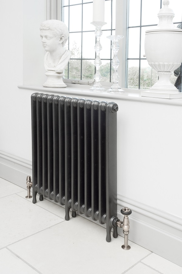Reclaimed Narrow School Cast Iron Radiator; 13 sections £440 (inc. VAT)